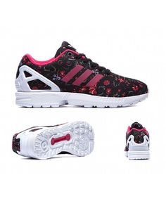 online store 1142c f03e0 New Adidas Zx Flux Womens Running Trainers Discount Sneakers