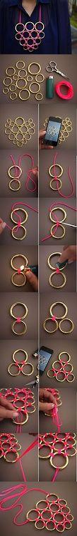 DIY Necklace Ideas