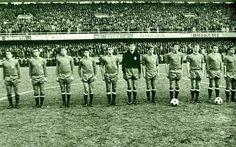 EQUIPOS DE FÚTBOL: SELECCIÓN DE ESPAÑA contra Turquía 01/03/1967