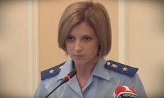 Наталья Владимировна Поклонская - Google 検索
