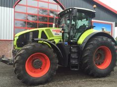 CLAAS Axion 920 GPS