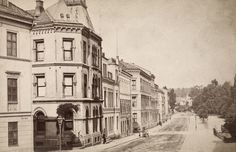 Stortingsgata 2-13 1870-åra