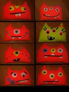 monster handmade Snoopy, Handmade, Fictional Characters, Art, Hand Made, Craft, Kunst, Fantasy Characters, Art Education