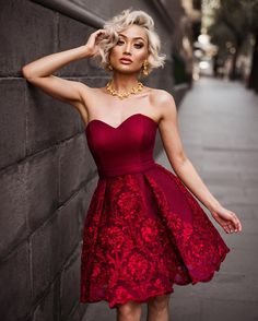Sweetheart Homecoming Dress, New Homecoming Dresses, Sexy Burgundy Strapless Homecoming Dresses, Burgundy Homecoming Dresses, Prom Dresses For Sale, Strapless Dress, Burgundy Bridesmaid, Bridesmaid Dresses, Bridesmaids, Prom Gowns, Summer Dresses