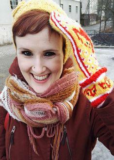 Melkein kuin uusi: Kettukarkkilapaset (ja neulekaavio!) Knitting Tutorials, Crochet, Ideas, Fashion, Moda, Fashion Styles, Ganchillo, Crocheting, Fashion Illustrations