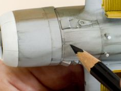 Easy aircraft weathering | Finescale Modeler Magazine