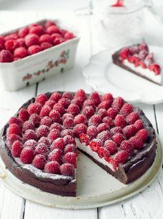 Idée gateau fruits rouges gateau aux fruits rouges