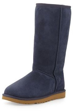 UGG Classic Tall Suede Boot