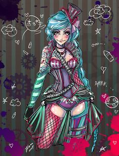 Happy Birthday Love Jinx by NoFlutter.deviantart.com on @deviantART
