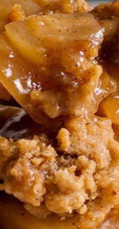 Apple Recipes Easy, Apple Dessert Recipes, Köstliche Desserts, Fall Recipes, Sweet Recipes, Delicious Desserts, Yummy Food, Apple Recipes With Brown Sugar, Recipes Dinner