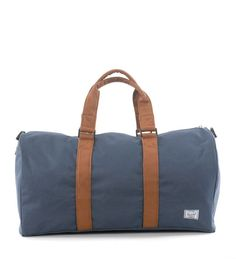ac4306f41b Herschel Supply Ravine Duffel Bag - Navy   Tan