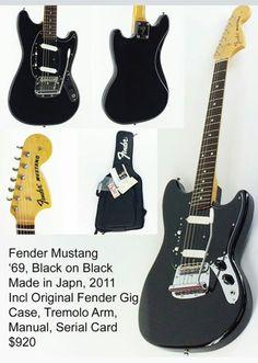 Fender Mustang '69
