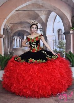 Charra and Charro Western Quinceanera Dress with Horses Design Ball Gown Dresses, Pageant Dresses, 15 Dresses, Homecoming Dresses, Pretty Dresses, Champagne Quinceanera Dresses, Mexican Quinceanera Dresses, Quinceanera Party, Mexican Theme Dresses