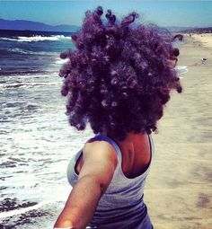 3 Reasons Sea Salt Can Be Beneficial for Your Hair [Recipe Included]  Read the article here - http://www.blackhairinformation.com/hair-care-2/hair-treatments-and-recipes/3-reasons-sea-salt-can-beneficial-hair-recipe-included/ #seasalt #regimen