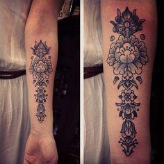 11 tatuadores brasileiros experts em pontilhismo - Gregorio Marangoni. #tattoofriday #tattoo #tatuagem #pontilhismo #dotwork