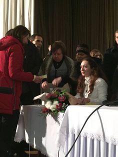 24 февраля 2016 года, лекция-презентация Мастера Сюй Минтана для всех желающих в Одессе (Украина) (фото от Татьяны Помазкиной)