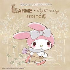 LARME x My Melody マイメロディ