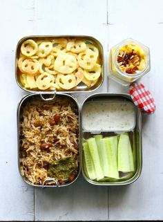 Try our collection of simple everyday Indian Lunch Recipes and you are sure to find something delicious for every midday occasion. Indian Lunch Box, Lunch Recipes Indian, Lunch Box Recipes, Vegetarian Recipes, Lunchbox Ideas, Indian Meal, Lunch Meal Prep, Lunch Menu, Easy Cooking