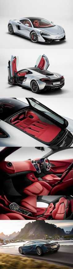 """MUST SEE """" 2017 McLaren 570GT"""", 2017 Concept Car Photos and Images, 2017 Cars"""