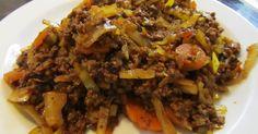 Diet Recipes, Healthy Recipes, Healthy Food, Food Hacks, Food Tips, Karry, Beef, Red Peppers, Healthy Foods