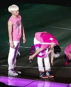 """jongkey <-- Key's all """"can you not? We're in public jijong"""""""