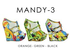 MANDY-3 by Athena Footwear <available in 3 colors>  Call (909)718-8295 for wholesale inquiries - thank you!