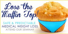 Lose the muffin top with the Ideal Protein Weight Loss Method at Yolo Laser Center & Med Spa in Connecticut
