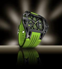 #chronowatchco Green Lantern Watch! #Wryst