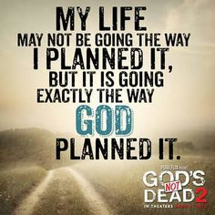 God's not Dead 2 quote