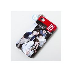 One Direction iPhone Cover ($20) ❤ liked on Polyvore