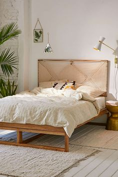 vera macrame headboard urban outfitters urban and bedrooms