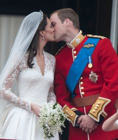 Kate Middleton and her Prince William