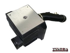 aFe's Toyota Tundra 5.7L air intake fully assembled.