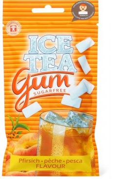 Ice Tea Gum Pfirsich #Kaugummi