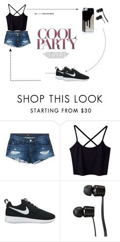 """""""Untitled #122"""" by electraz on Polyvore featuring 3x1, NIKE and Vans"""