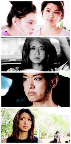 I know it's not a good thing, for a cop to get angry.  To get emotional.  But I can't help it.   - It's fine to get angry.   #hawaii five 0 #grace park #kono kalakaua #grace was amazing #her expressions were heartbreaking and so well-acted #my heart #h50: 7.19