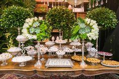 Mesa de doces da Sonhomeu - Foto MaisFoto