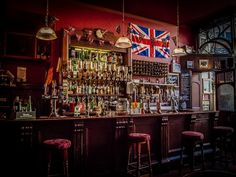 ''London minus its pubs would be like Paris sans cafes...Pub culture is an indispensable element of London DNA and it's the place to be if you want to see local people in their  hop-scented element.'""
