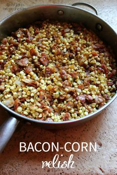Bacon-Corn Relish |