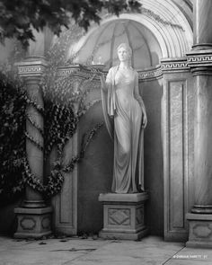 Goddess Of Love, Cupid, Fairy Tales, Princess Zelda, Fictional Characters, Beautiful, Art, White People, Art Background