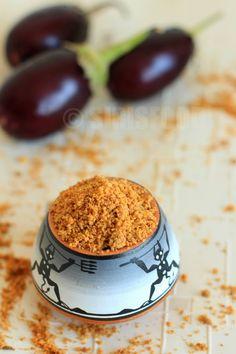 Andhra Nuvvula Podi Recipe   Spiced Sesame Powder for Curries I Dancing inside! - Sirisfood