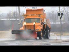 Icy Blast Across Midwest