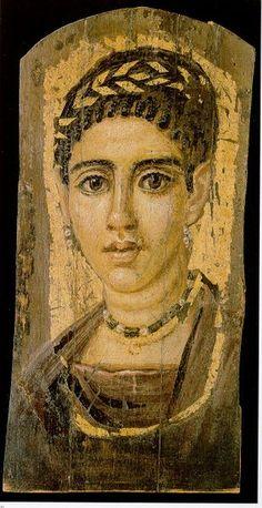 los retratos de El Fayum