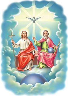120 Ideas De Divina Providencia Santisima Trinidad Imágenes Religiosas Imagen De Cristo