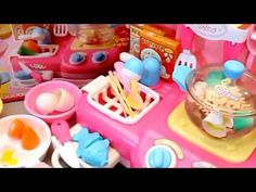 These Toys are Cooking Noodle Ramen Kitchen & Play Doh Toy Surprise Eggs Toys. Cooking Toys, Cooking Humor, Baby Cooking, Slime No Glue, Glitter Slime, Frozen Slime, Ice Cream Pizza, Thomas And Friends Trains, Play Doh Toys