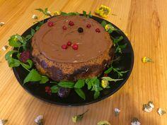 Τούρτα από μπισκότο με γέμιση Nucrema ΙON - ION Sweets