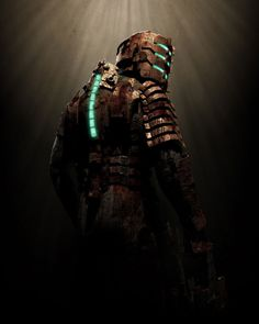Isaac Clarke (From sci-fi horror videogame Dead Space)