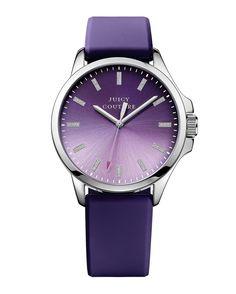JETSETTER - Juicy Couture hodinky ponúkame aj v modrom prevedení http://www.1010.sk/p/hodinky-juicy-couture-jetsetter-jc1901166/