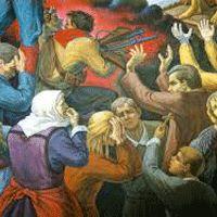DIOS ME HABLA HOY: Lucas 21, 12-19  Tiempo Ordinario.   En aquel tiempo, dijo Jesús a sus discípulos: Os echarán mano y os perseguirán, entregándoos a las sinagogas y cárceles y llevándoos ante reyes y gobernadores por mi nombre; esto os sucederá para que deis testimonio.   http://es.catholic.net/op/articulos/10456/persecucin-de-los-discpulos.html