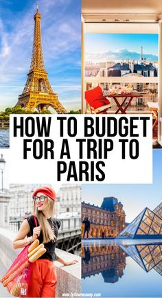 Wondering what a trip to Paris costs? We have put together the perfect guide to help you figure out how what does a trip to Paris cost.